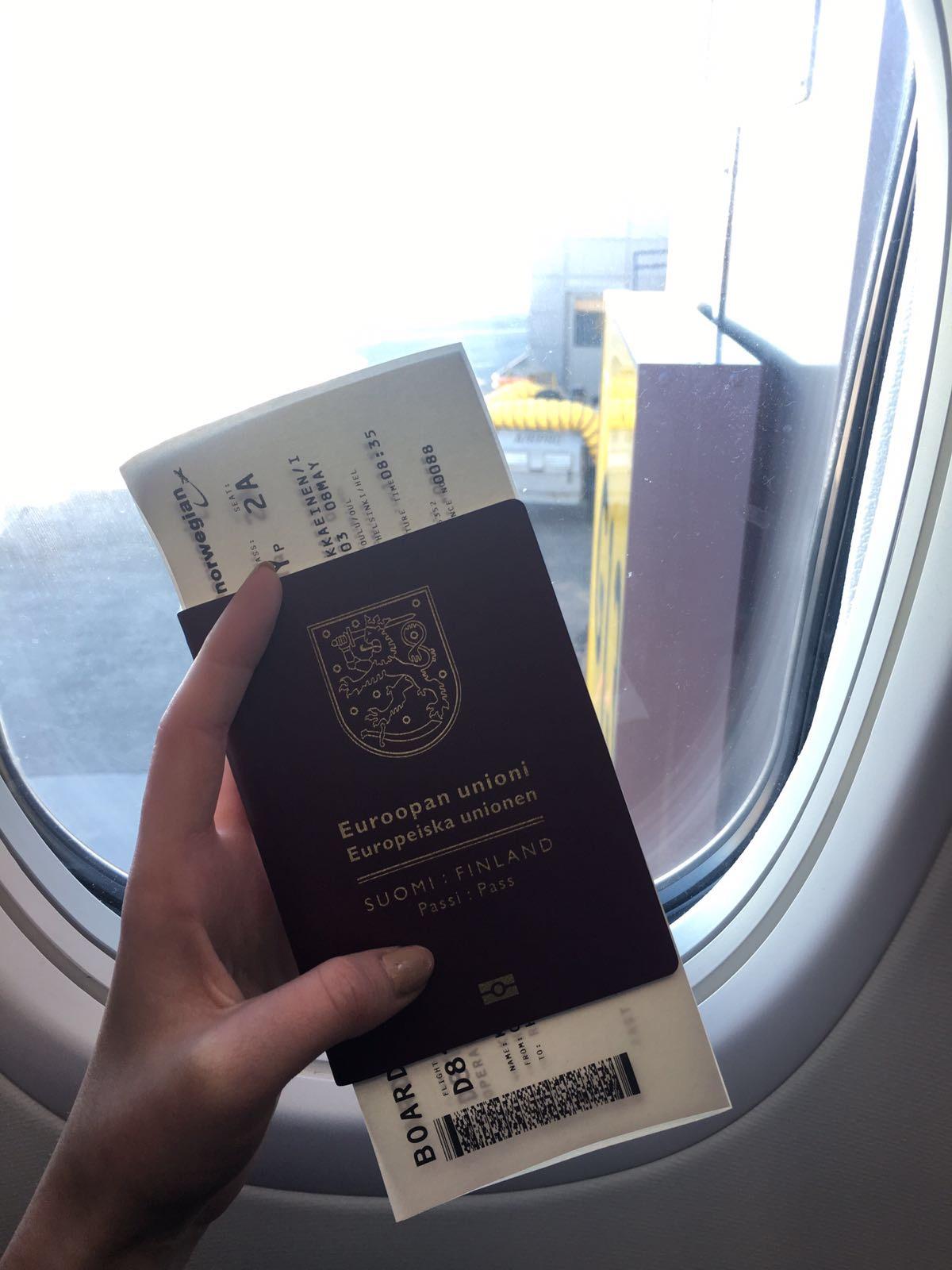 passi ja liput
